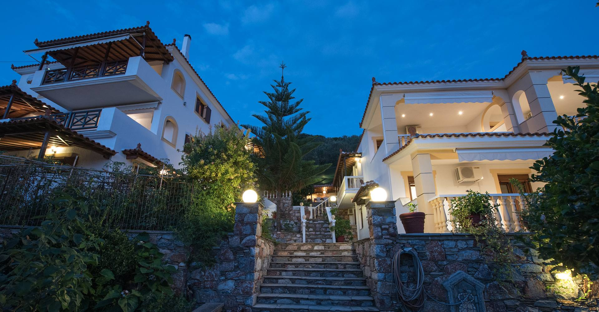 Niki Studios Apartments in Skopelos